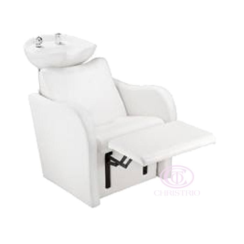 Shampoo unit TS-8018B White