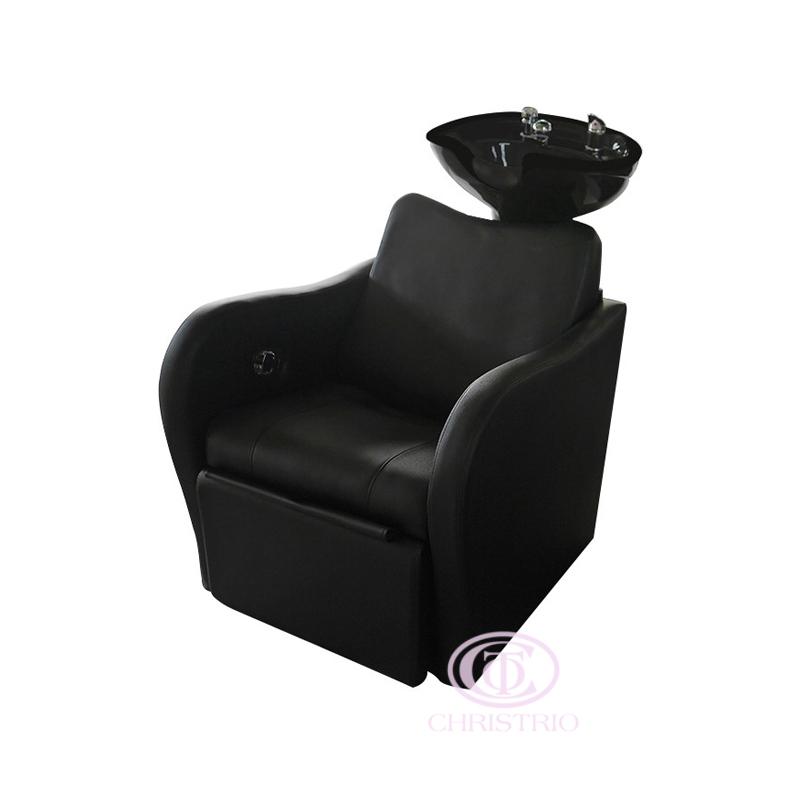 Shampoo unit TS-8018B black