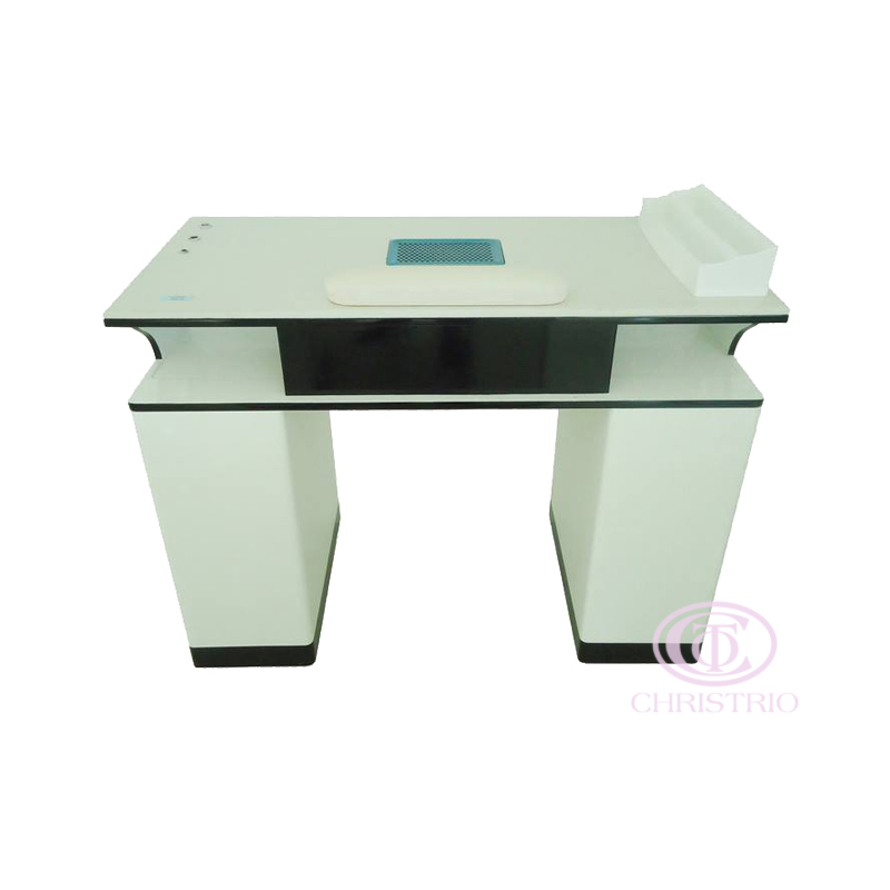 TABLE JKL-017 86x77x44cm 27 black BASE