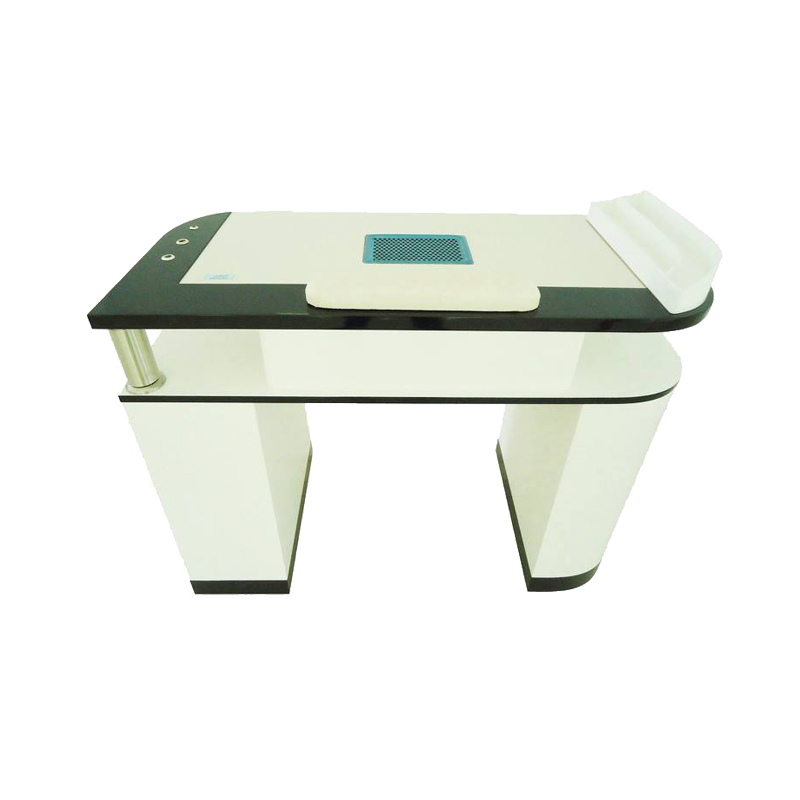 TABLE JU-22 JULIETTE 100x84x45cm 11 white TOP
