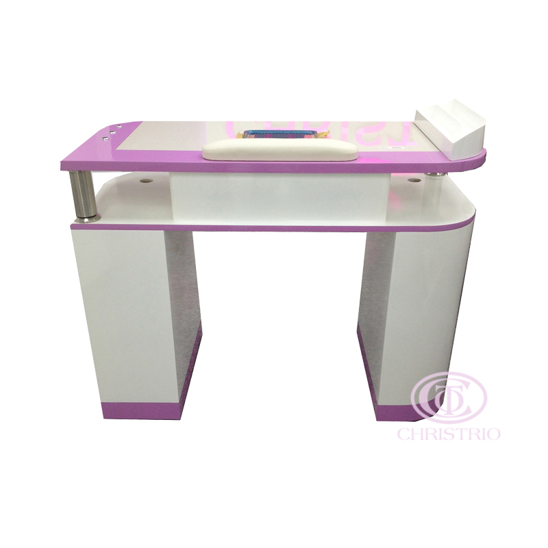 TABLE JU-22 JULIETTE 100x84x45cm