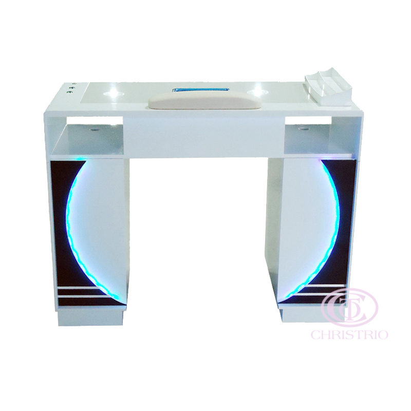 TABLE LED I - 35 100x84x45cm - front