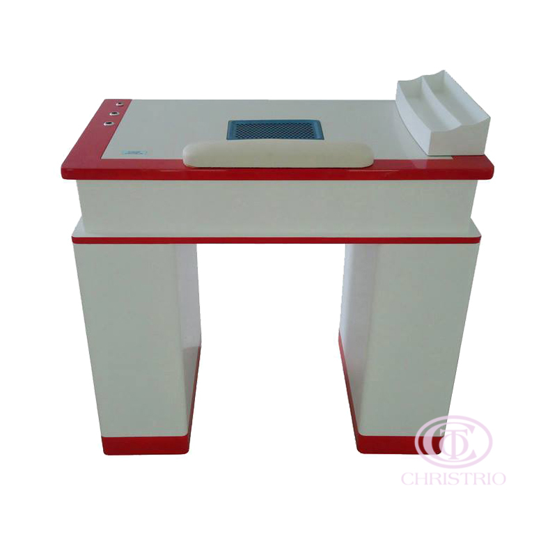 TABLE M-11 MAE 86x77x44cm 530 red TOP