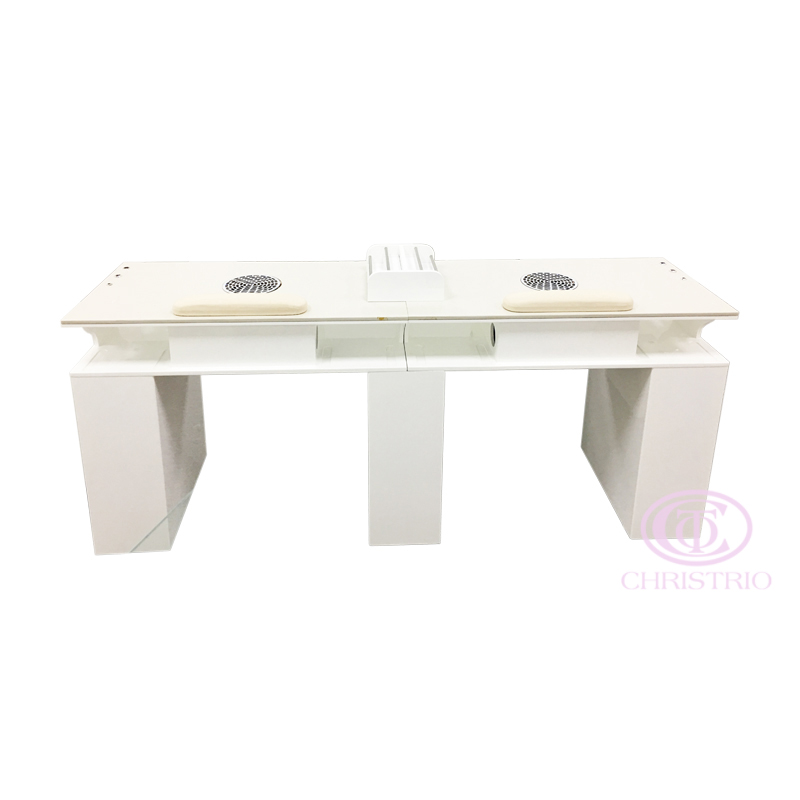 TABLE TWRAUV-074 TWIN RE ARCA UV1 White