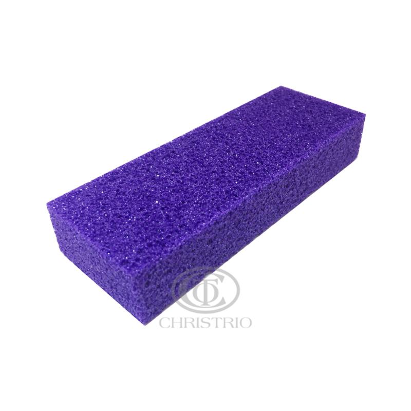 Titania_Pumice Sponge_Purple