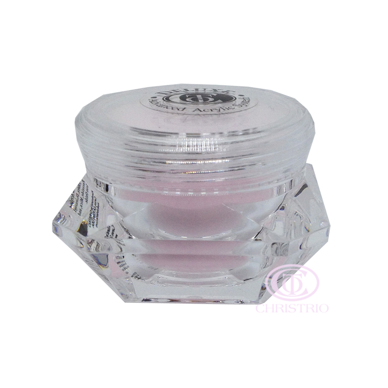 CHRISTRIO Deluxe Acrylic Polymer (30g) diamond jar Natural