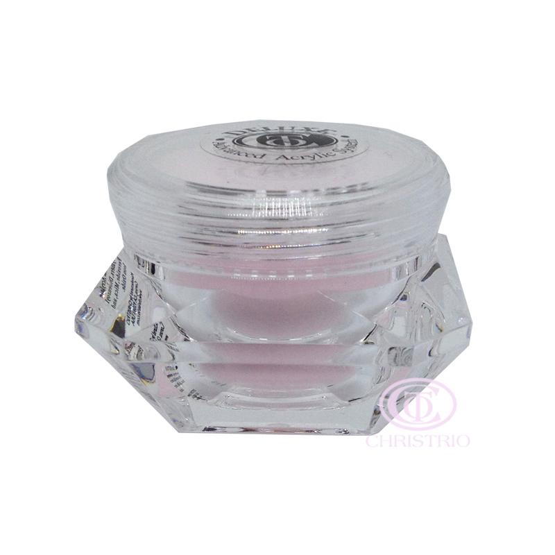 CHRISTRIO Deluxe Acrylic Polymer (30g) diamond jar Natural