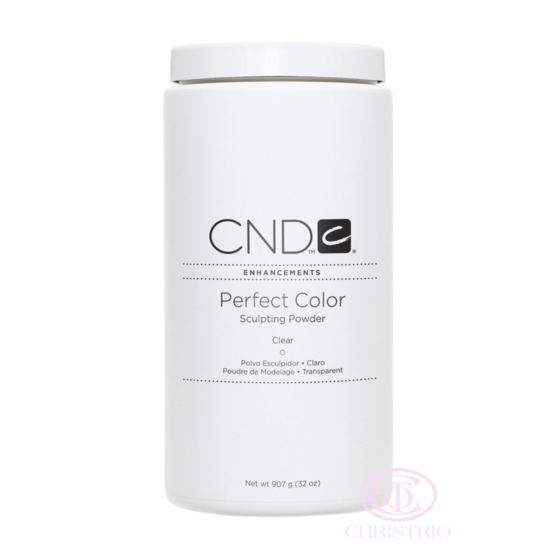 CND Perfect Color Sculpting Powder Clear 32oz-907g