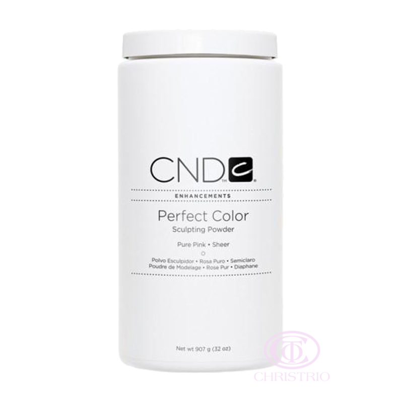 CND Perfect Color Sculpting Powder Pure Pink 32oz-907g