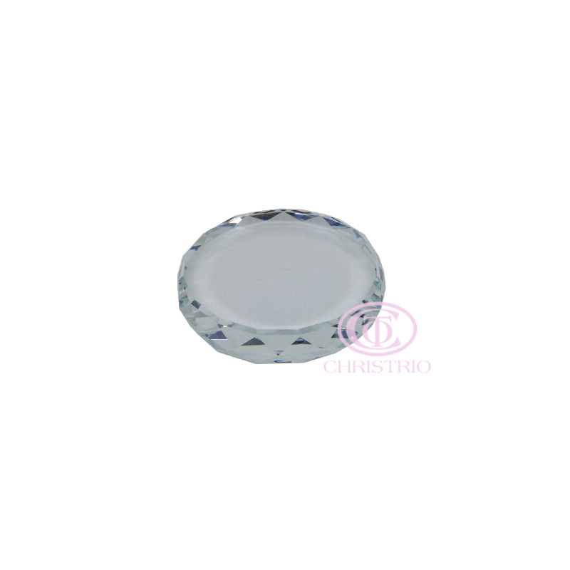 Eyelash Crystal Glass Gasket