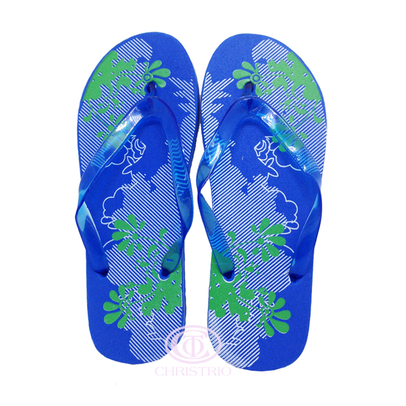 Slipper Sandal Blue
