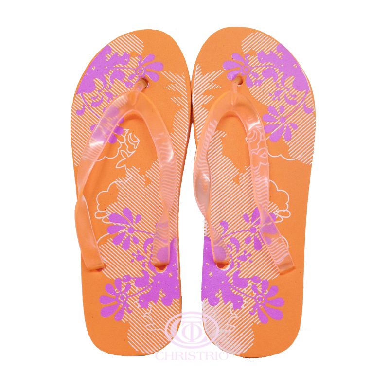 Slipper Sandal Orange
