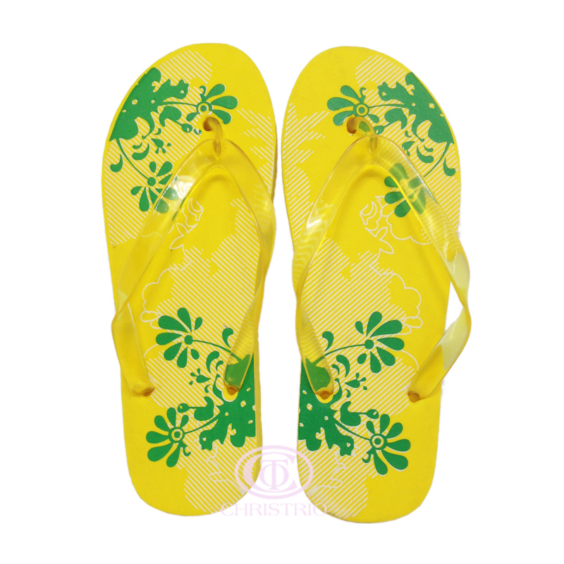 Slipper Sandal Yellow