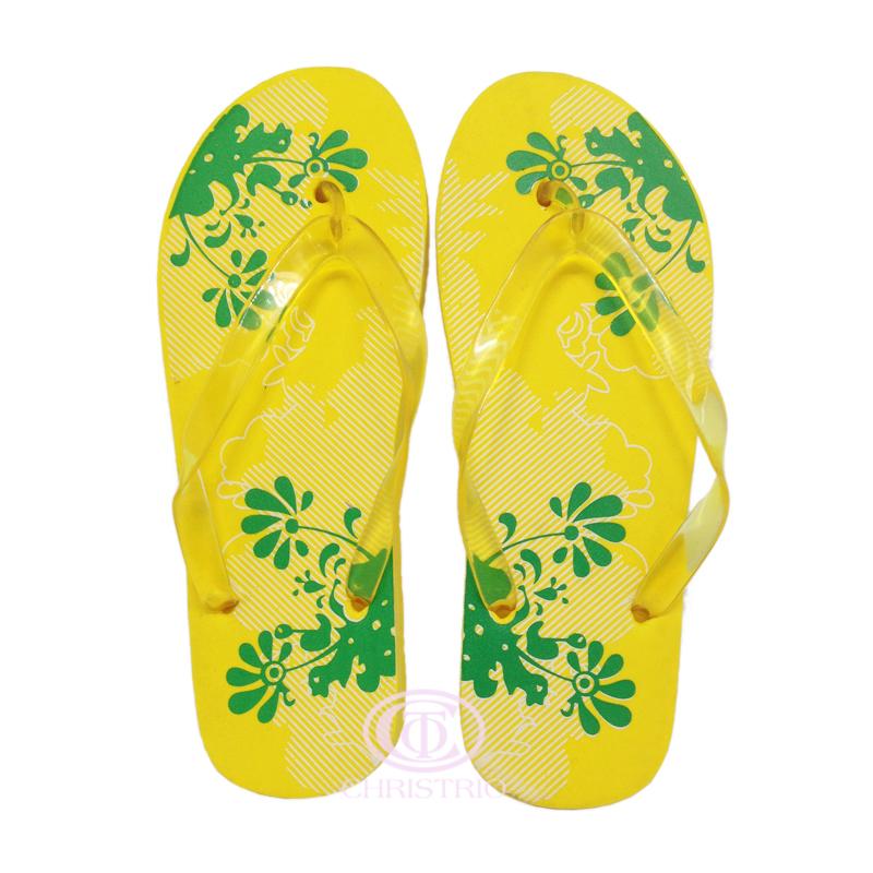 Slipper Sandal Yellow