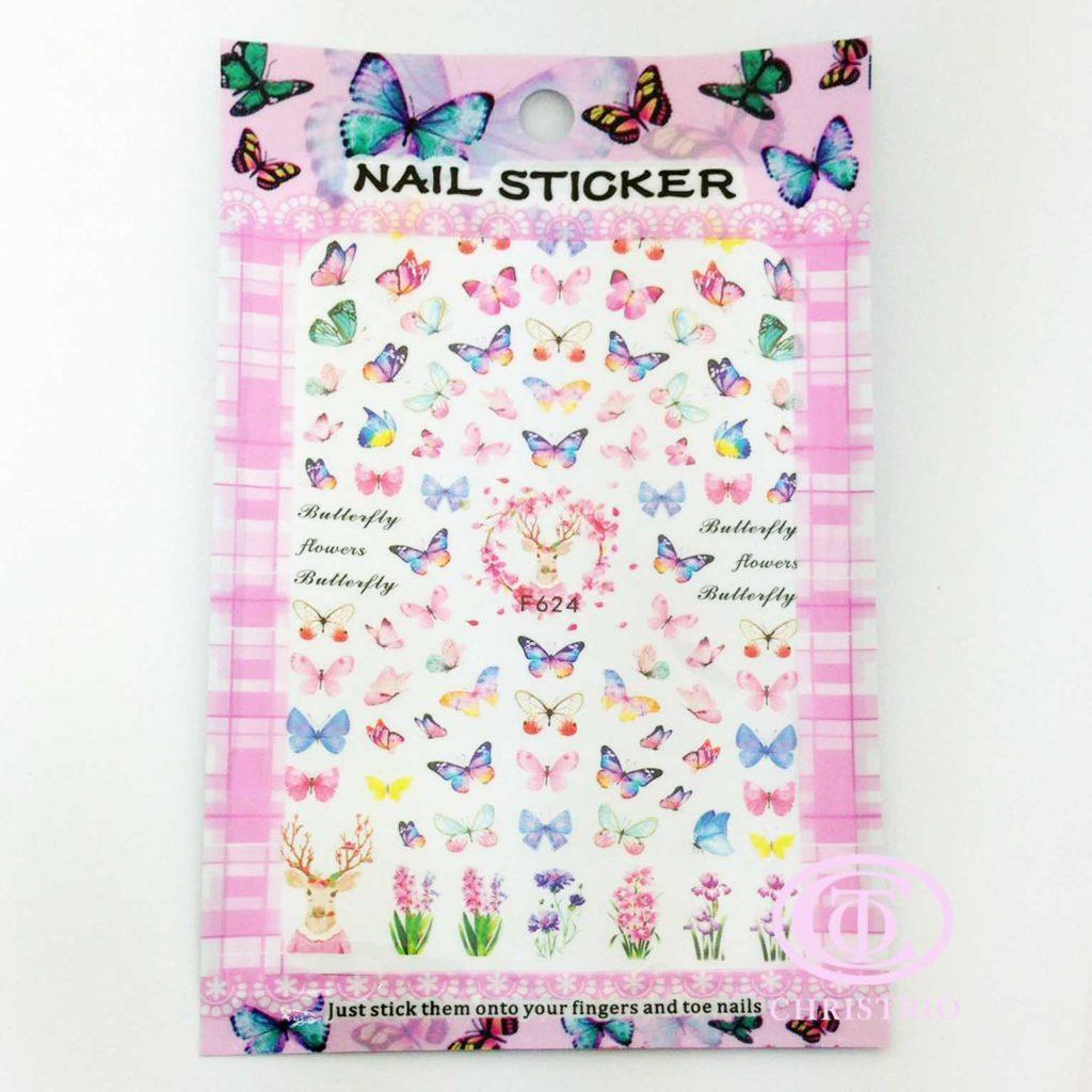 Nail Sticker 92020-005