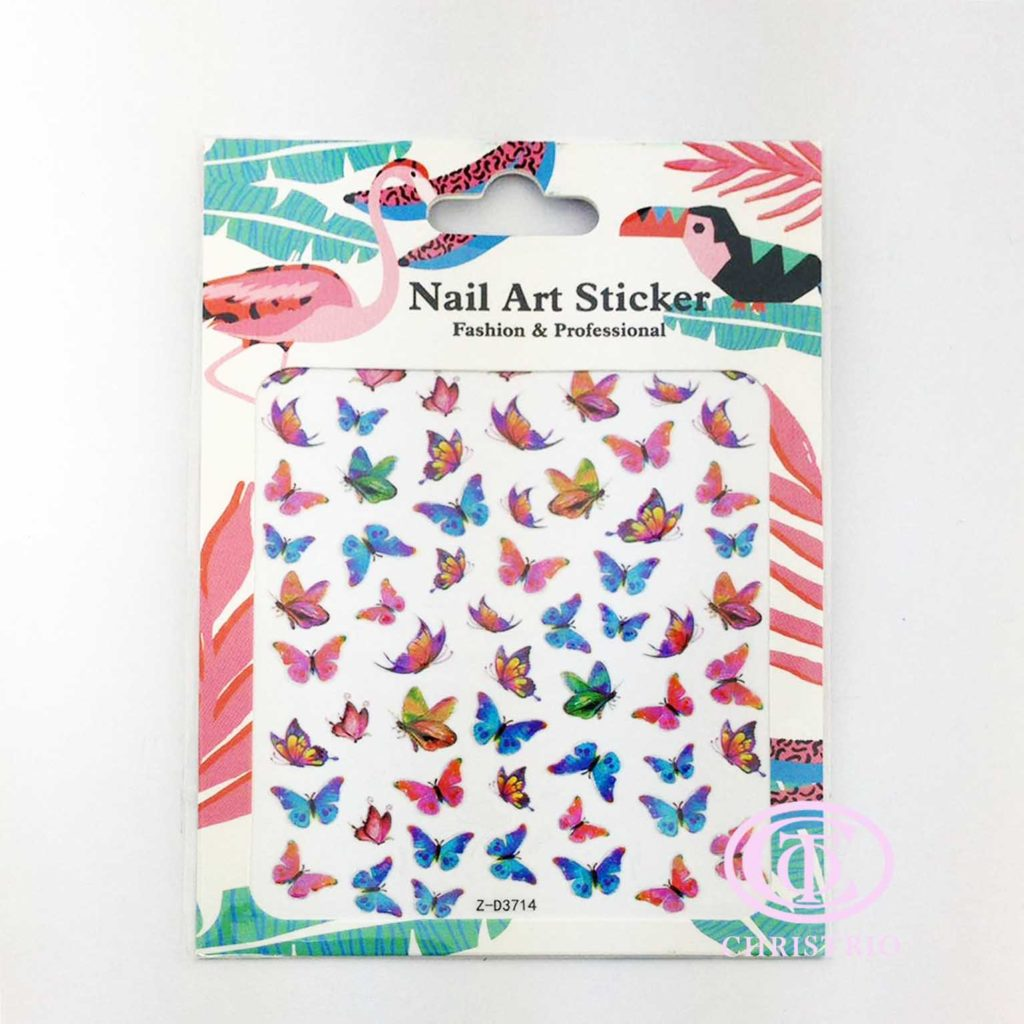 Nail Sticker 92020-004