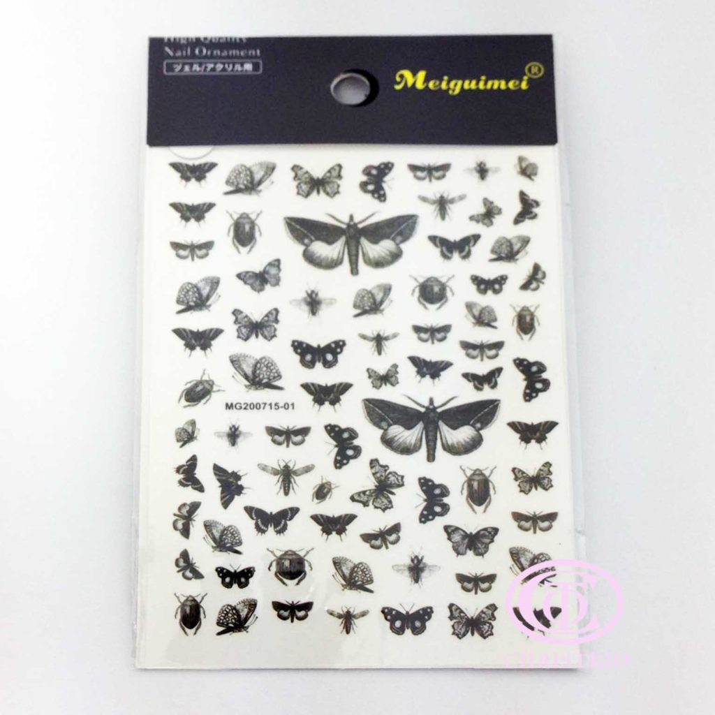 Nail Sticker 92020-002