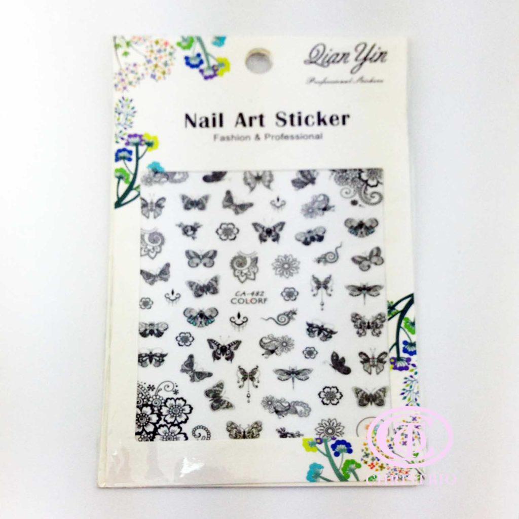 Nail Sticker 92020-006