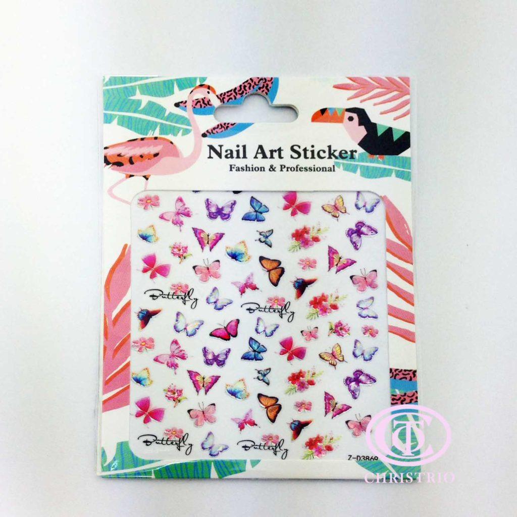Nail Sticker 92020-007
