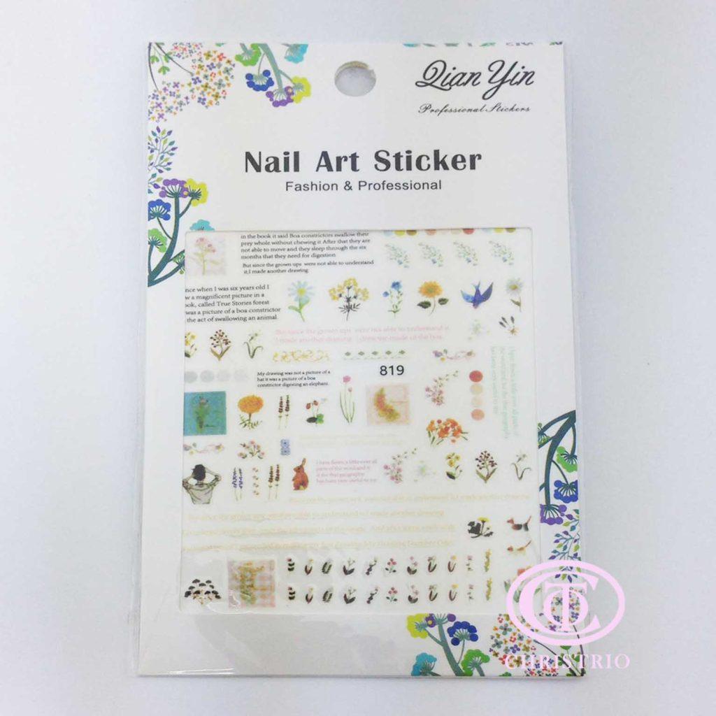Nail Sticker 92020-020