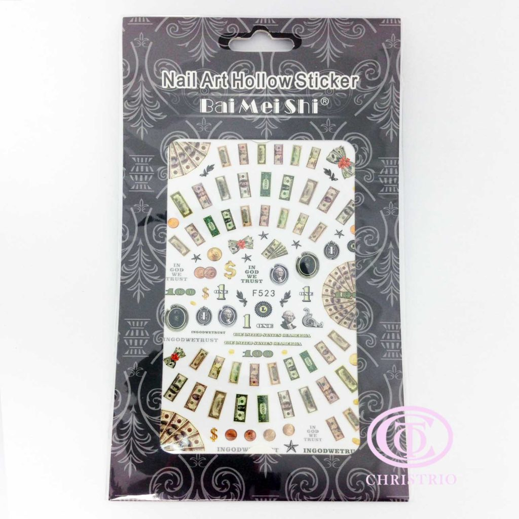 Nail Sticker 92020-024