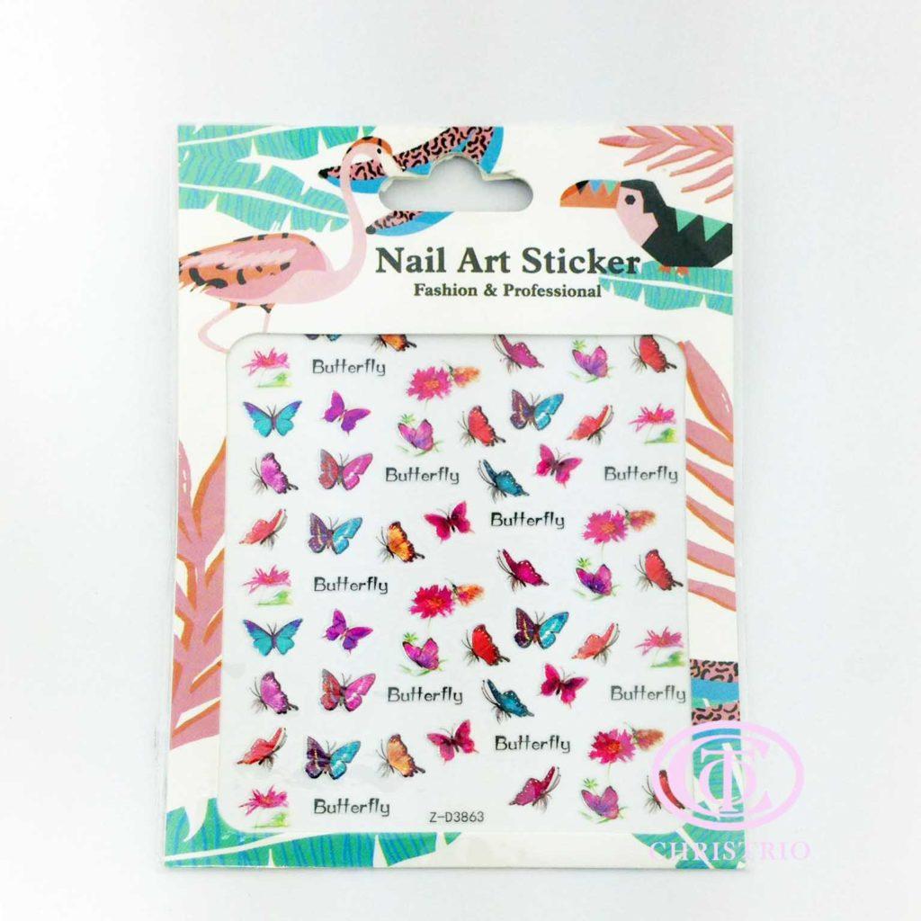 Nail Sticker 92020-025