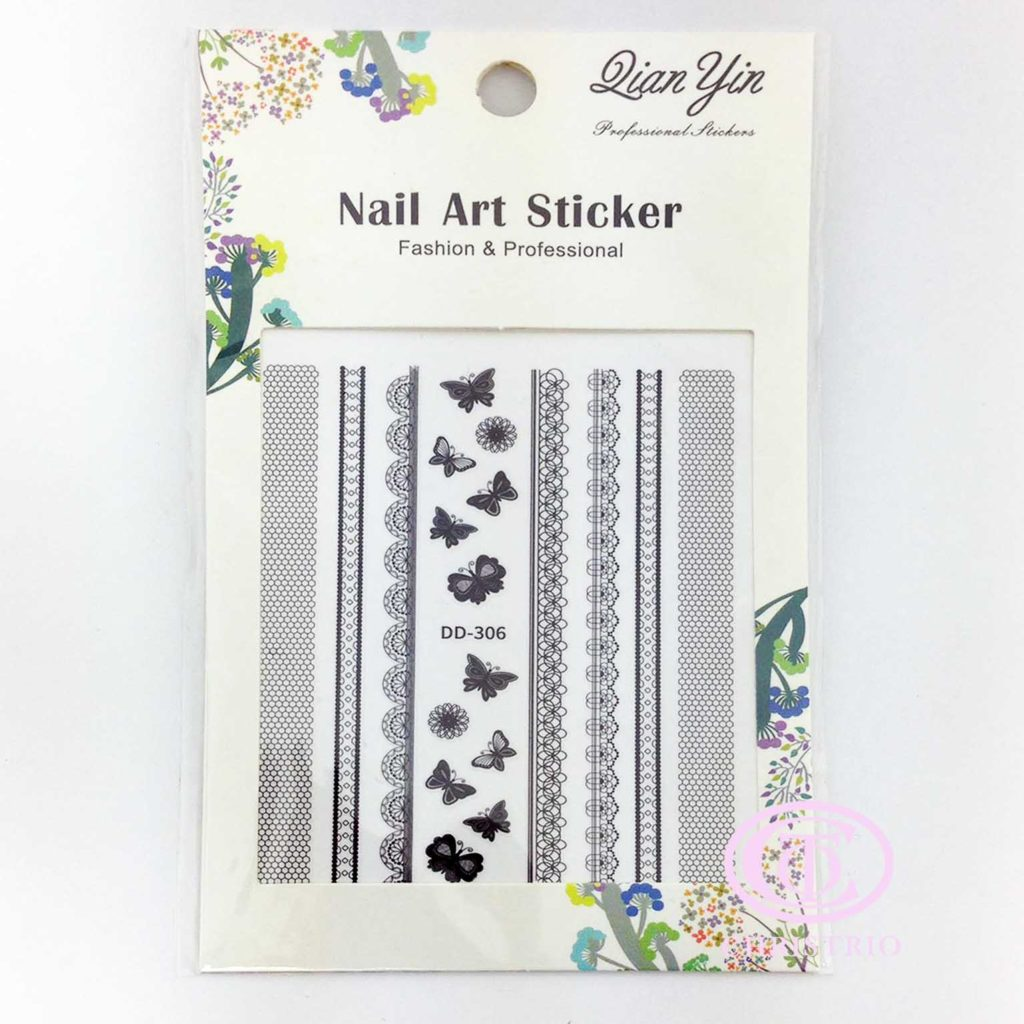 Nail Sticker 92020-034