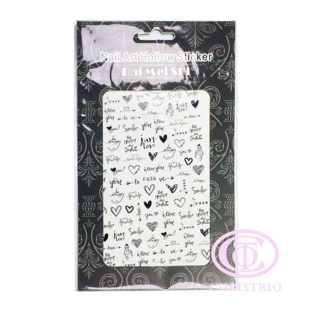 Nail Sticker 102020-14