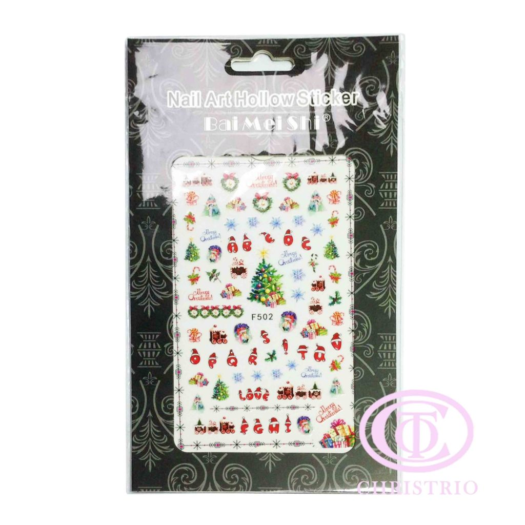 Nail Sticker 102020-15