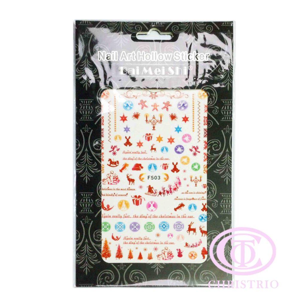 Nail Sticker 102020-16