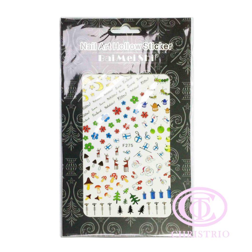 Nail Sticker 102020-18