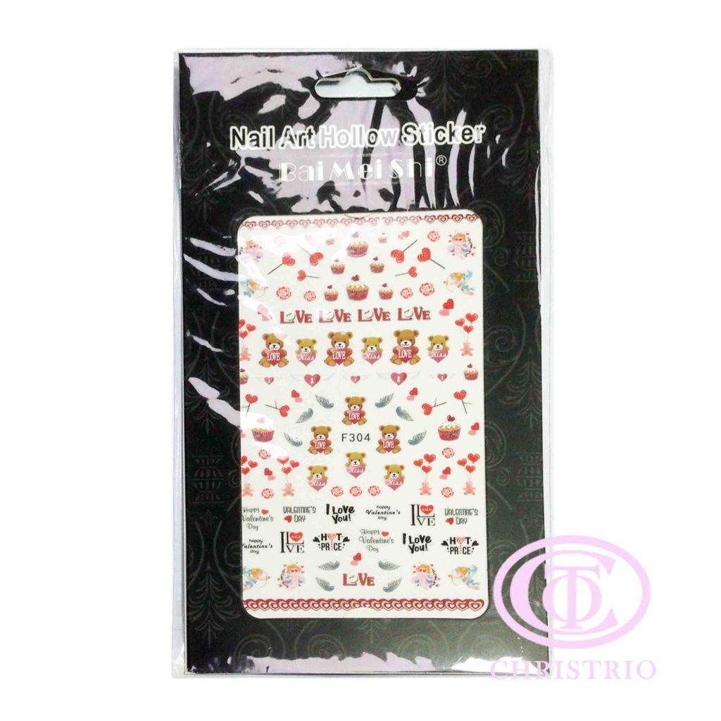 Nail Sticker 102020-21