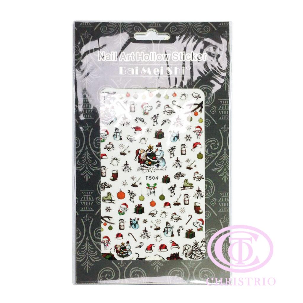 Nail Sticker 102020-22