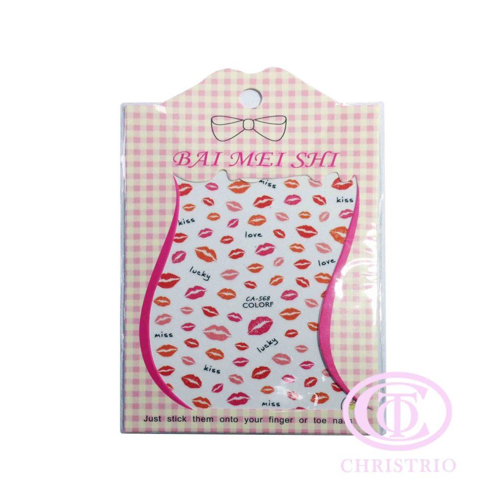Nail Sticker 102020-3