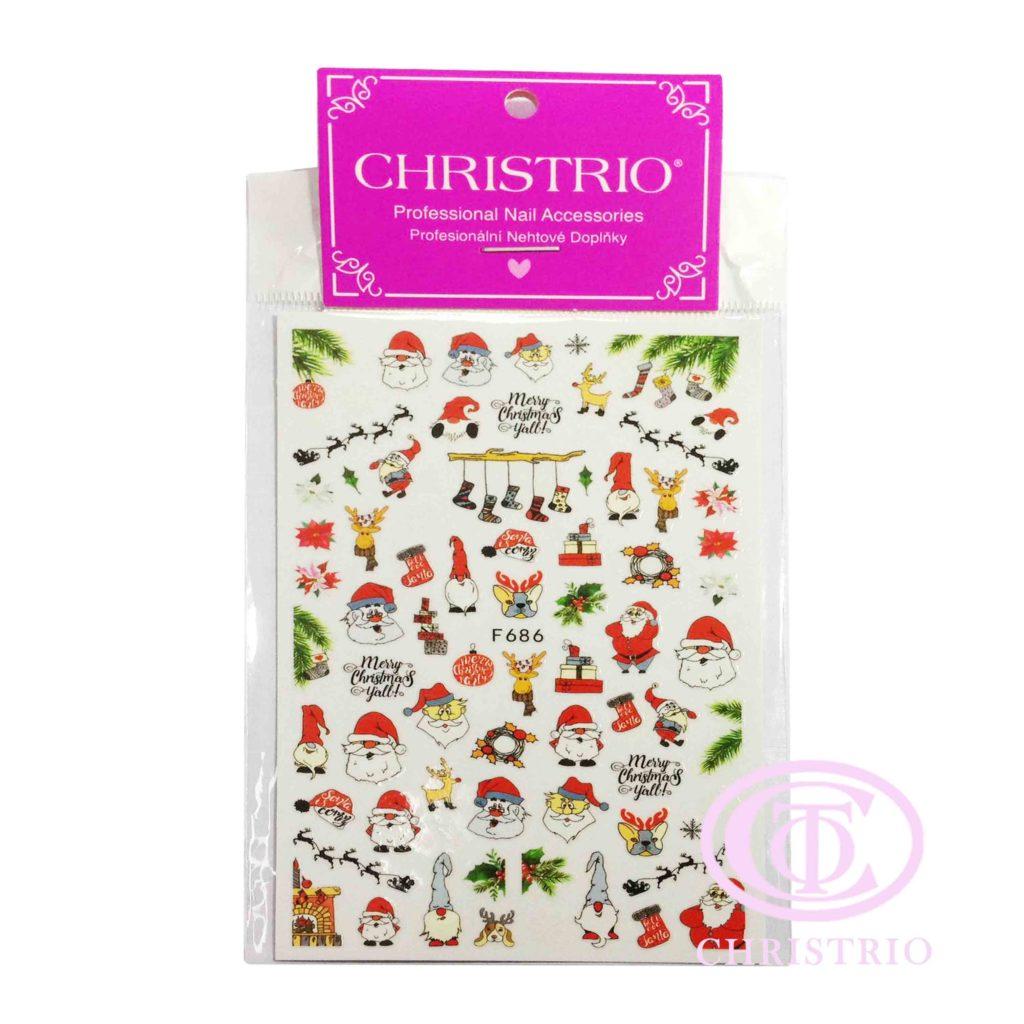 Nail Sticker 102020-7