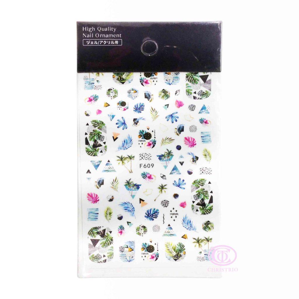 Nail Sticker 32021-012