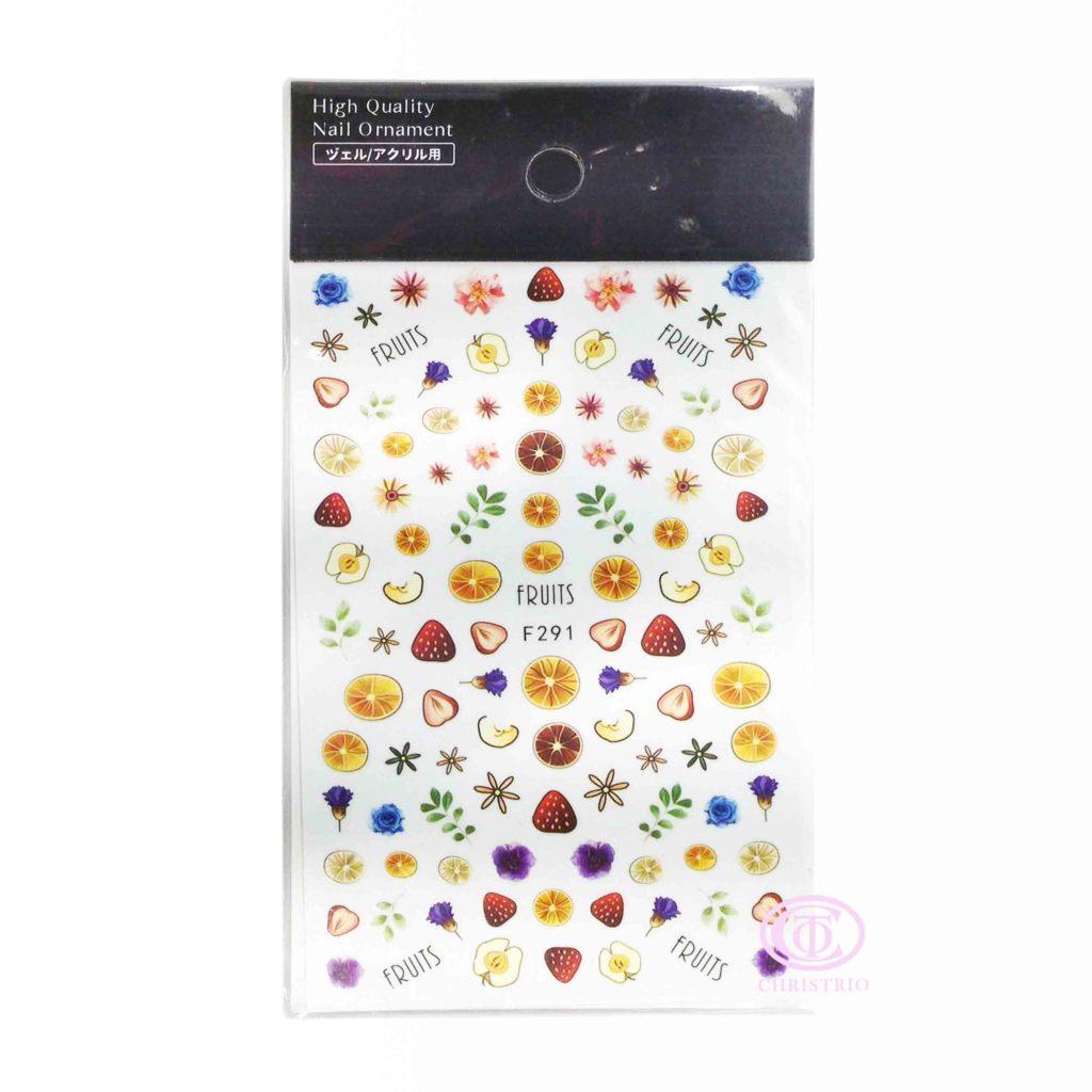 Nail Sticker 32021-011