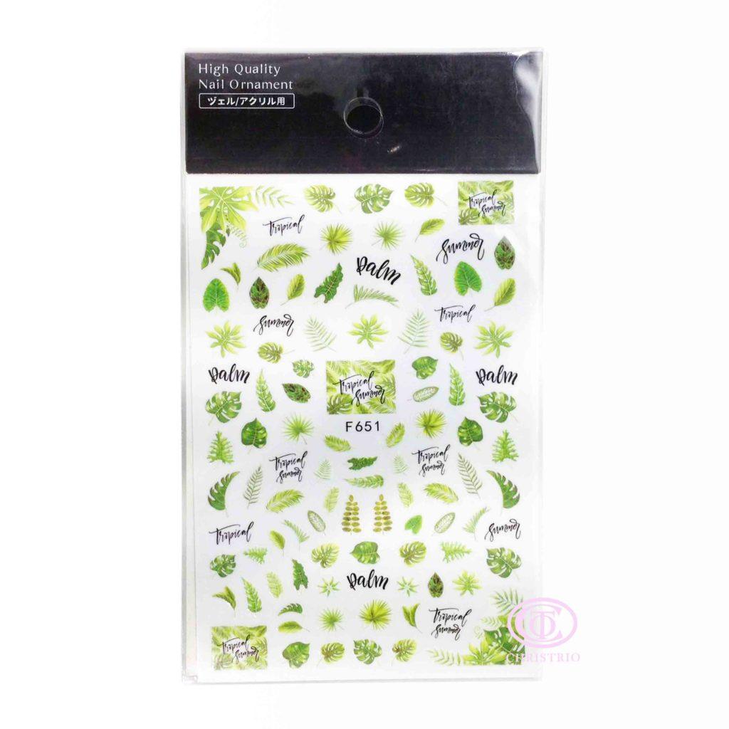 Nail Sticker 32021-009