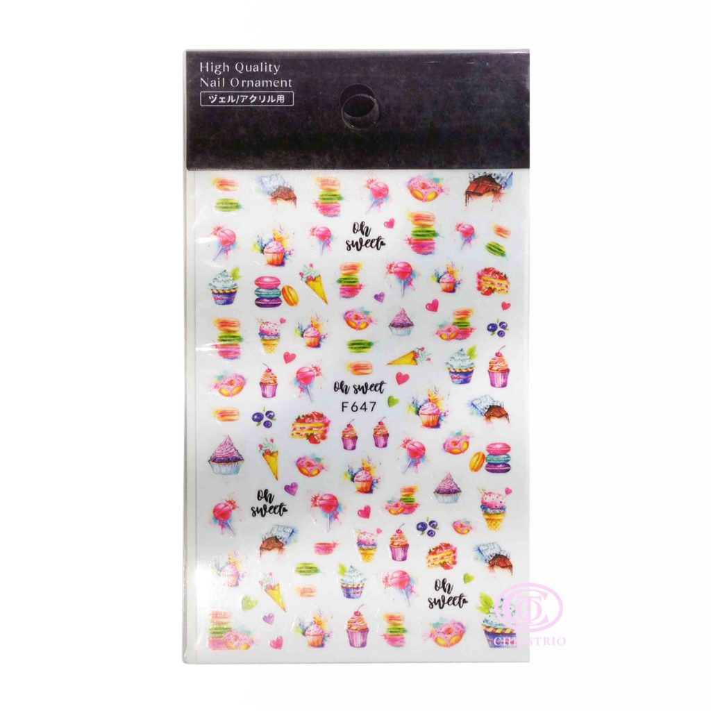 Nail Sticker 32021-008