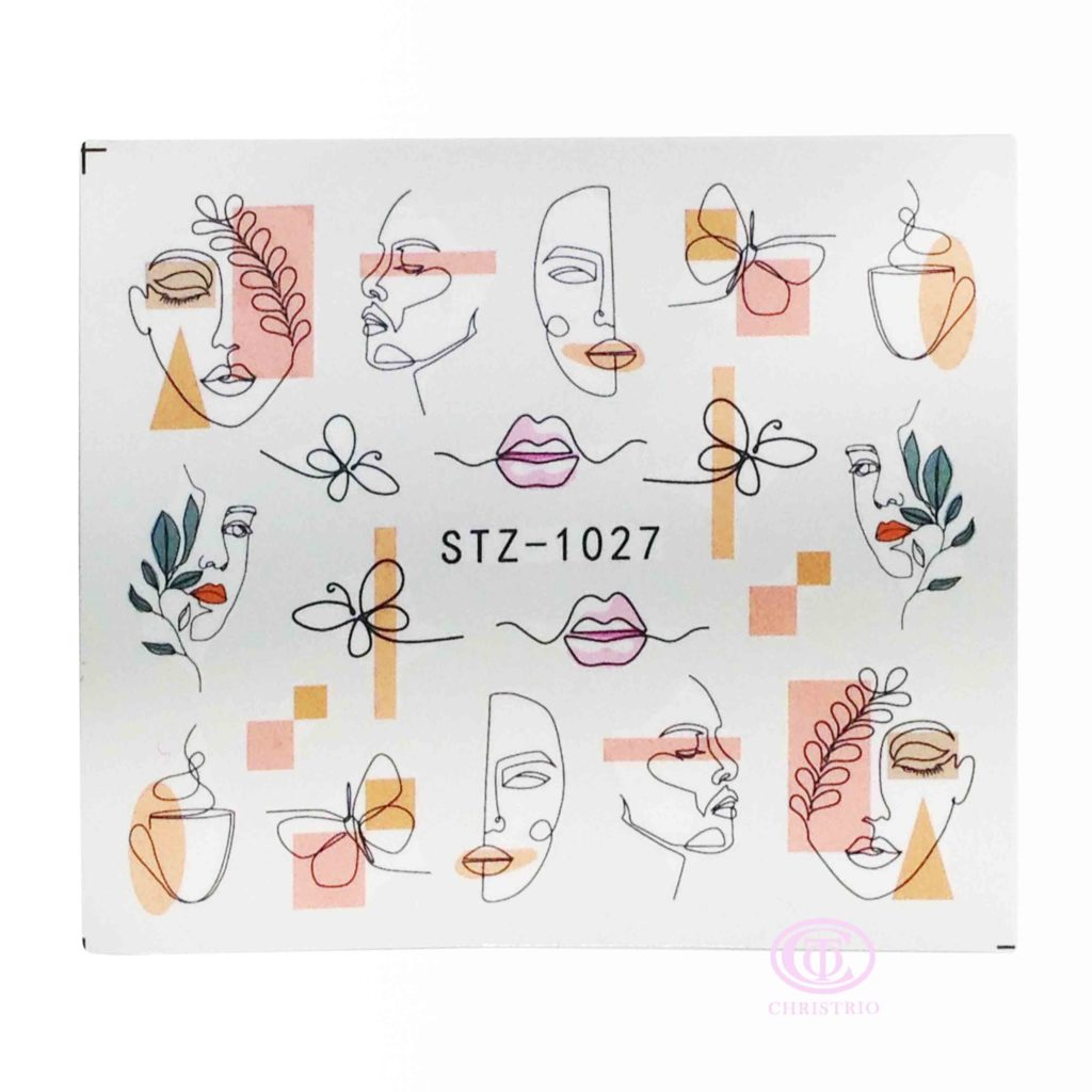 Nail Sticker 32021-027
