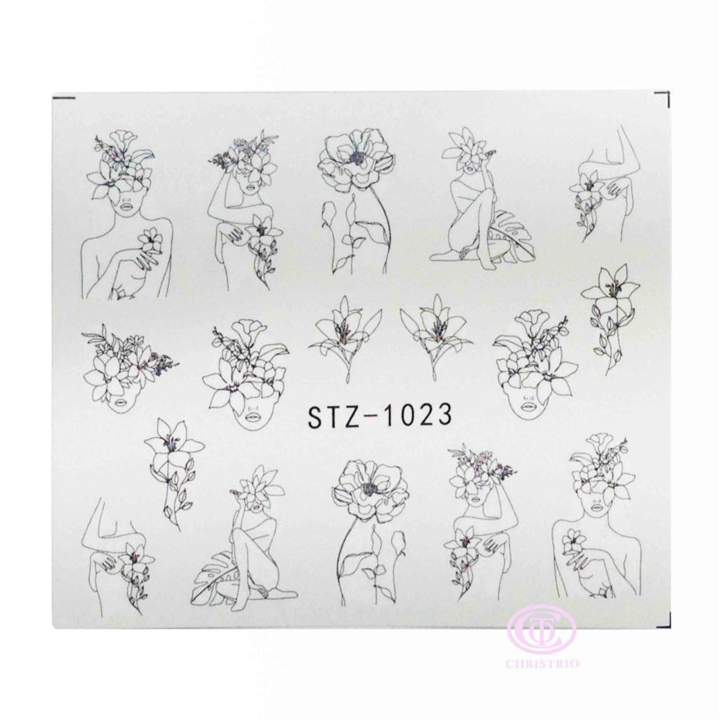 Nail Sticker 32021-028