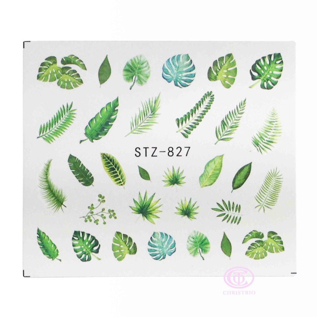 Nail Sticker 32021-029