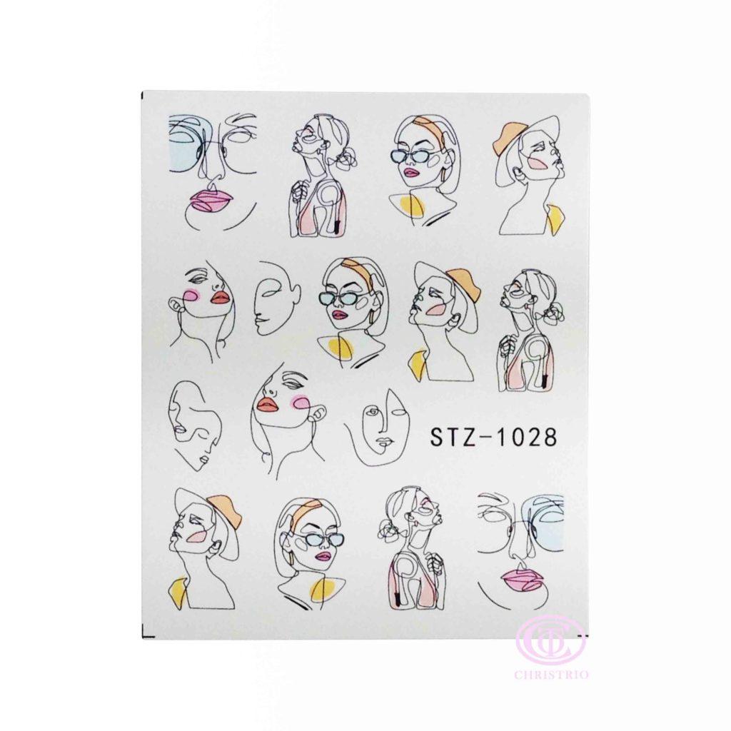 Nail Sticker 32021-032