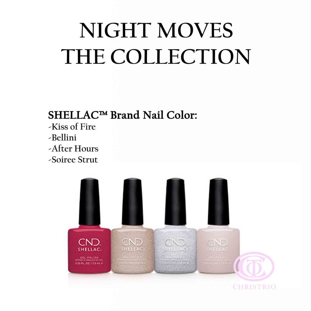 NIGHT MOVES THE COLLECTION