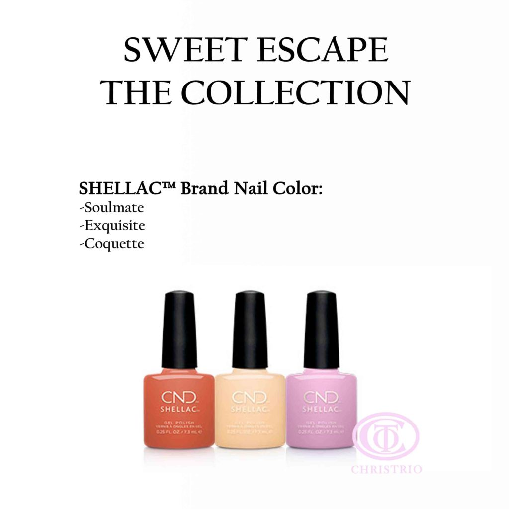 SWEET ESCAPE THE COLLECTION