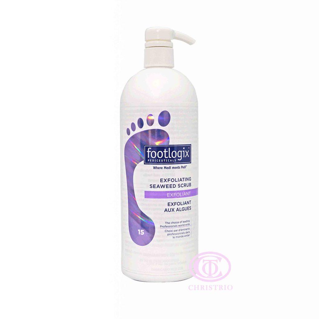 Footlogix (15) Exfoliating Seaweed Scrub – Exfoliační peeling (946ml)