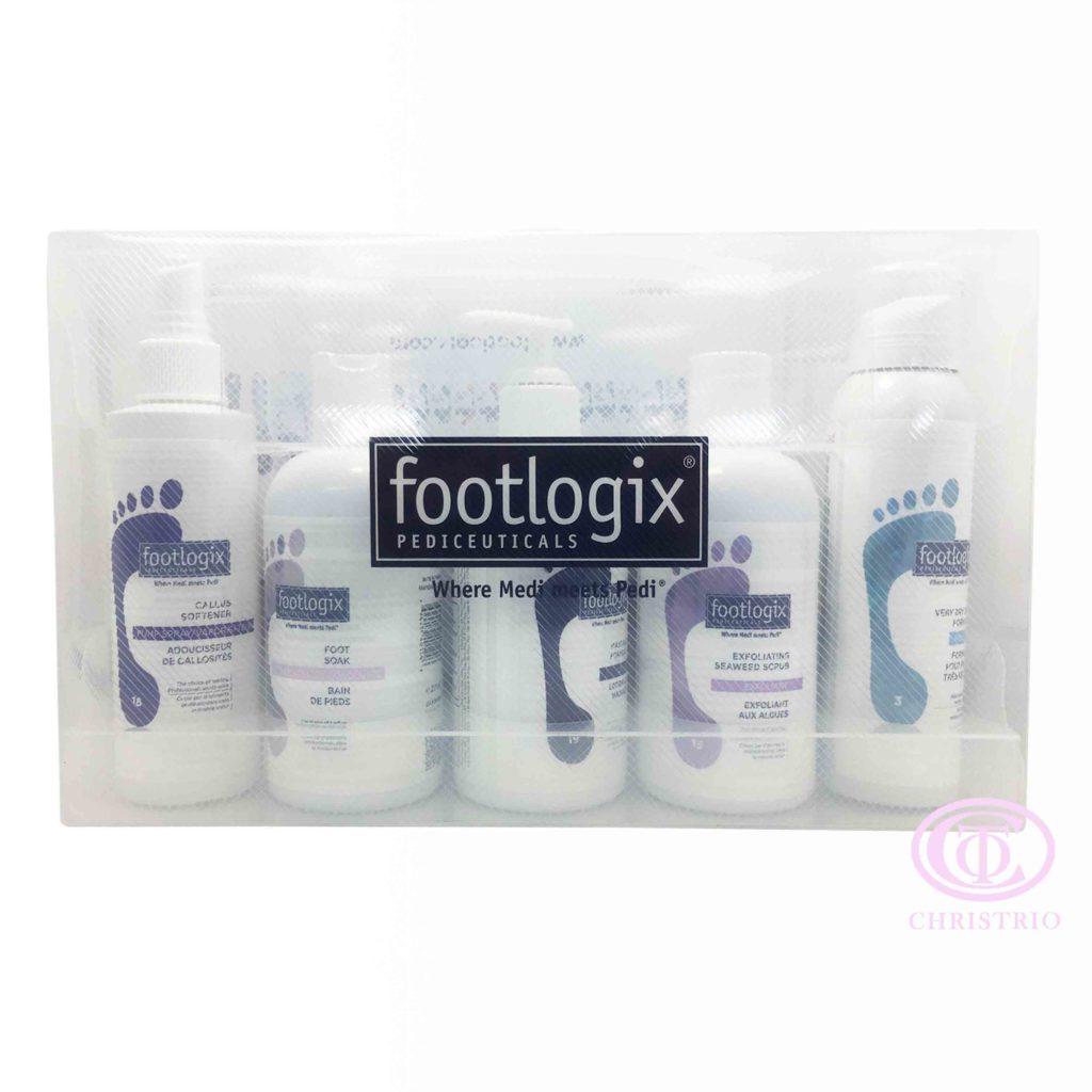 Footlogix starter set – Sada Footlogix (5pcs)